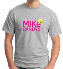 Mike Candys T-Shirt Crew Neck Short Sleeve Men Women Tee DJ Merchandise Ardamus.com