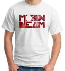 Moonbeam Logo T-Shirt Crew Neck Short Sleeve Men Women Tee DJ Merchandise Ardamus.com