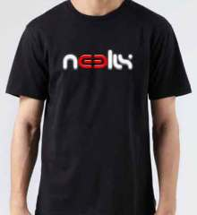 Neelix T-Shirt Crew Neck Short Sleeve Men Women Tee DJ Merchandise Ardamus.com