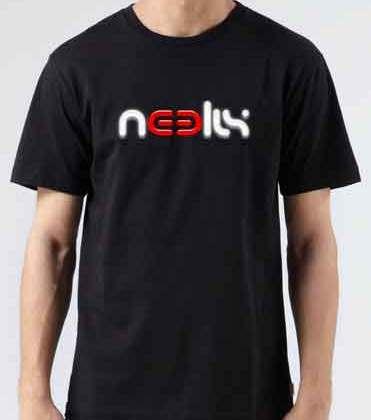 Neelix T-Shirt Crew Neck Short Sleeve Men Women Tee DJ Merchandise Ardamus.com