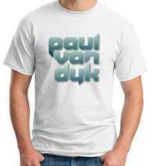 Paul Van Dyk T-Shirt Crew Neck Short Sleeve Men Women Tee DJ Merchandise Ardamus.com