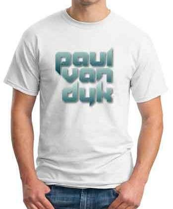 Paul Van Dyk T-Shirt Crew Neck Short Sleeve Men Women Tee DJ Merchandise Ardamus.com