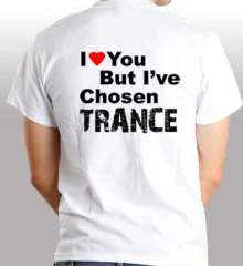 Roger Shah I Love You But Ive Chosen Trance T-Shirt Crew Neck Short Sleeve Men Women Tee DJ Merchandise Ardamus.com