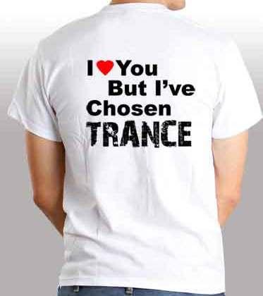 Roger Shah I Love You But Ive Chosen Trance T-Shirt Crew Neck Short Sleeve Men Women Tee DJ Merchandise Ardamus.com