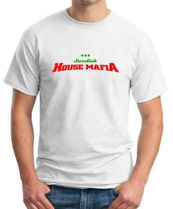 Swedish House Mafia T-Shirt Crew Neck Short Sleeve Men Women Tee DJ Merchandise Ardamus.com