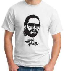 Steve Angello T-Shirt Crew Neck Short Sleeve Men Women Tee DJ Merchandise Ardamus.com