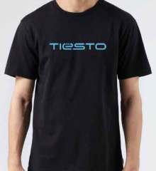 Tiesto T-Shirt Crew Neck Short Sleeve Men Women Tee DJ Merchandise Ardamus.com