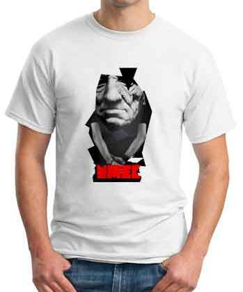Umek Logo T-Shirt Crew Neck Short Sleeve Men Women Tee DJ Merchandise Ardamus.com