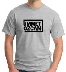 Ummet Ozcan Logo T-Shirt Crew Neck Short Sleeve Men Women Tee DJ Merchandise Ardamus.com