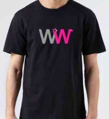 W&W T-Shirt Crew Neck Short Sleeve Men Women Tee DJ Merchandise Ardamus.com
