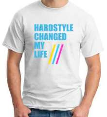 Zatox Hardstyle T-Shirt Crew Neck Short Sleeve Men Women Tee DJ Merchandise Ardamus.com