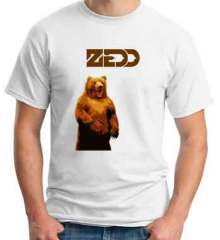 Zedd Shave It T-Shirt Crew Neck Short Sleeve Men Women Tee DJ Merchandise Ardamus.com