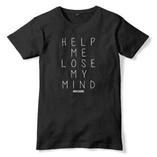 Disclosure Help Me Lose My Mind T-Shirt Men Women Tee by Ardamus.com Merchandise