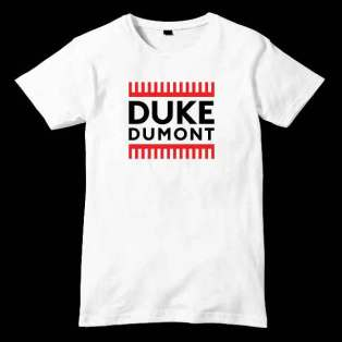 Duke Dumont T-Shirt Men Women Tee by Ardamus.com Merchandise