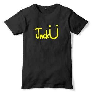Jack U Logo 2 T-Shirt Men Women Tee by Ardamus.com Merchandise