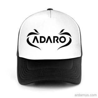 Adaro Trucker Hat Baseball Cap DJ by Ardamus.com Merchandise