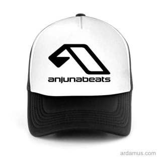 Anjunabeats Trucker Hat Baseball Cap DJ by Ardamus.com Merchandise