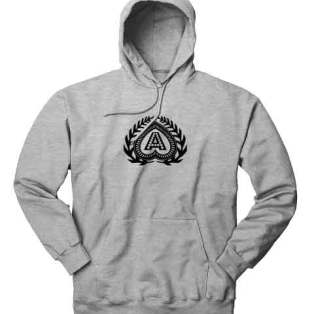 Axwell Logo Hoodie Sweatshirt by Ardamus.com Merchandise