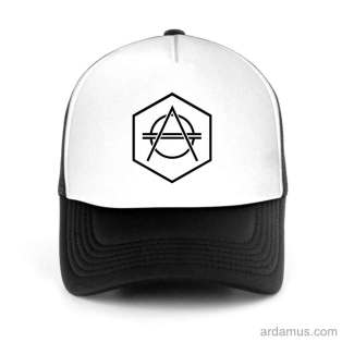 Don Diablo Logo Trucker Hat Baseball Cap DJ by Ardamus.com Merchandise