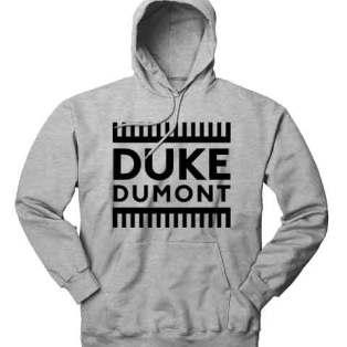Duke Dumont Hoodie Sweatshirt by Ardamus.com Merchandise