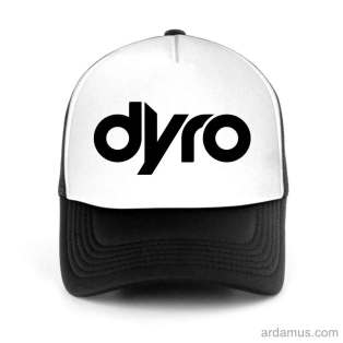 Dyro Trucker Hat Baseball Cap DJ by Ardamus.com Merchandise