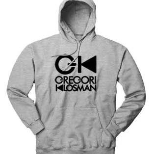 Gregori Klosman Hoodie Sweatshirt by Ardamus.com Merchandise