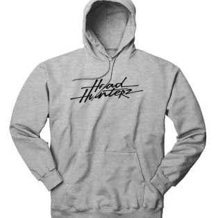 Headhunterz Hoodie Sweatshirt by Ardamus.com Merchandise