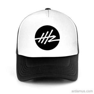 Headhunterz Logo Trucker Hat Baseball Cap DJ by Ardamus.com Merchandise