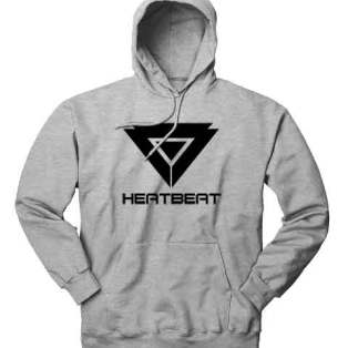 Heatbeat Hoodie Sweatshirt by Ardamus.com Merchandise