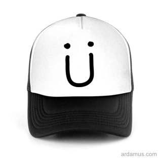 Jack U Logo Trucker Hat Baseball Cap DJ by Ardamus.com Merchandise