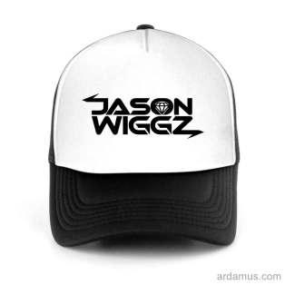 Jason Wiggz Trucker Hat Baseball Cap DJ by Ardamus.com Merchandise