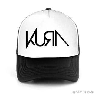 Kura Trucker Hat Baseball Cap DJ by Ardamus.com Merchandise
