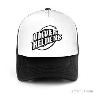 Oliver Heldens Trucker Hat Baseball Cap DJ by Ardamus.com Merchandise