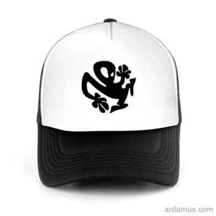 Richie Hawtin Plastikman Trucker Hat Baseball Cap DJ by Ardamus.com Merchandise