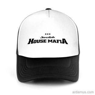 SHM Trucker Hat Baseball Cap DJ by Ardamus.com Merchandise