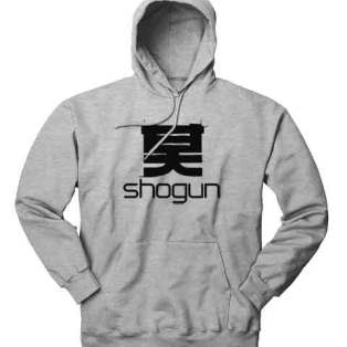 Shogun Hoodie Sweatshirt by Ardamus.com Merchandise