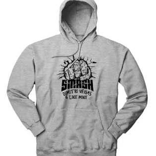 Dimitri Vegas & Like Mike DVLM Smash Hoodie Sweatshirt by Ardamus.com Merchandise