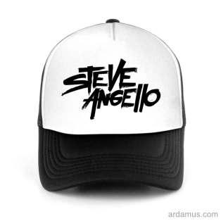 Steve Angello Trucker Hat Baseball Cap DJ by Ardamus.com Merchandise