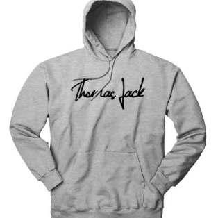 Thomas Jack Hoodie Sweatshirt by Ardamus.com Merchandise