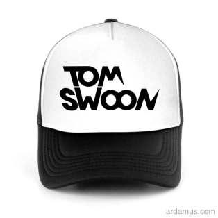 Tom Swoon Trucker Hat Baseball Cap DJ by Ardamus.com Merchandise