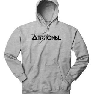 Tritonal Hoodie Sweatshirt by Ardamus.com Merchandise