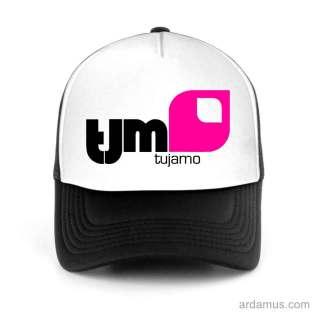 Tujamo Trucker Hat Baseball Cap DJ by Ardamus.com Merchandise