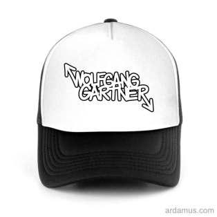 Wolfgang Gartner Trucker Hat Baseball Cap DJ by Ardamus.com Merchandise