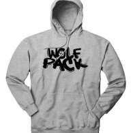 Wolfpack Hoodie Sweatshirt by Ardamus.com Merchandise