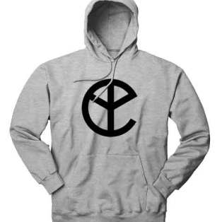 Yellow Claw Logo Hoodie Sweatshirt by Ardamus.com Merchandise