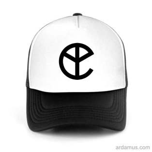 Yellow Claw Logo Trucker Hat Baseball Cap DJ by Ardamus.com Merchandise