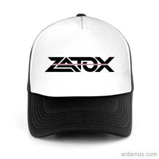 Zatox Trucker Hat Baseball Cap DJ by Ardamus.com Merchandise