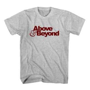 T-Shirt Above & Beyond Men Women Tee by Ardamus.com Merchandise