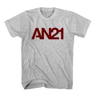 T-Shirt AN21 Men Women Tee by Ardamus.com Merchandise