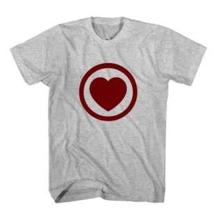 T-Shirt ASOT Heart Men Women Tee by Ardamus.com Merchandise